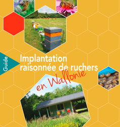 Guide - Implantation raisonnée des ruchers en Wallonie