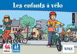 Les enfants à vélo - Quelques conseils pratiques