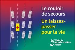 AWSR : Le couloir de secours - Un laissez-passer pour la vie