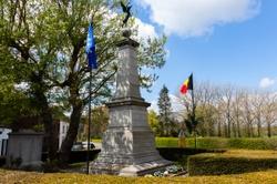 Commémoration du 8 mai 1945 - Discours prononcé par le Bourgmestre David Lavaux devant le monument aux Morts de Solre-sur-Sambre