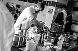 """Montignies St Christophe : Le restaurant """" Les lettres gourmandes """" récompensé par une étoile au guide Michelin !"""
