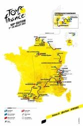 Tour de France 2022: Passage par Merbes-le-Château, Erquelinnes, Beaumont et Lompret