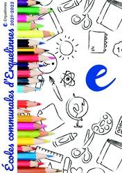 Ecoles communales : Découvrez notre nouvelle brochure 2021-2022
