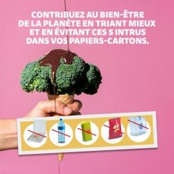 HYGEA : Lancement d'une campagne de sensibilisation au tri des papiers-cartons